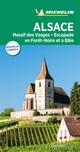 Le Guide Vert Alsace et les Vosges