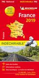 Michelin Frankreich 2019 (widerstandsfähig)
