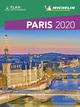 Michelin Le Guide Vert Paris Week-End 2020