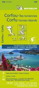 Michelin Korfu und Ionische Inseln