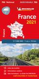 Michelin Frankreich 2021 (widerstandsfähig)