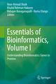 Essentials of Bioinformatics, Volume I
