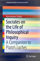 Socrates on the Life of Philosophical Inquiry