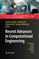 Recent Advances in Computational Engineering