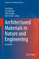 Architectured Materials in Nature and Engineering