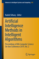 Artificial Intelligence Methods in Intelligent Algorithms