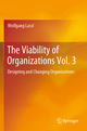The Viability of Organizations Vol. 3