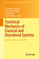 Statistical Mechanics of Classical and Disordered Systems
