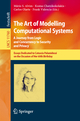 The Art of Modelling Computational Systems: A Journey from Logic and Concurrency to Security and Privacy