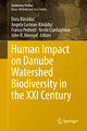 Human Impact on Danube Watershed Biodiversity in the XXI Century