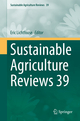 Sustainable Agriculture Reviews 39