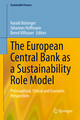 The European Central Bank as a Sustainability Role Model