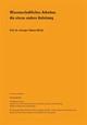 Wissenschaftliches Arbeiten (print on demand)