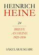 Briefe an Heine 1823-1836