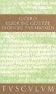 Über die Gesetze/Stoische Paradoxien
