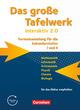 Das große Tafelwerk interaktiv 2.0 - Formelsammlung für die Sekundarstufen I und II - Allgemeine Ausgabe (außer Niedersachsen und Bayern)