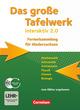 Das große Tafelwerk interaktiv 2.0, Tafelwerk Mathematik, Informatik, Astronomie, Physik, Chemie, Biologie, Ni, Sek I und II