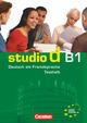 Studio d - Deutsch als Fremdsprache - Grundstufe
