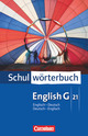 Schulwörterbuch English G 21