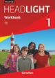 English G Headlight - Allgemeine Ausgabe, Band 1: 5. Schuljahr - Workbook mit Audios online