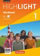 English G Highlight - Hauptschule / Band 1: 5. Schuljahr - Workbook mit CD-ROM und Audios online