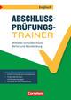 Abschlussprüfungstrainer Englisch - Berlin und Brandenburg