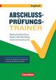 Abschlussprüfungstrainer Englisch - Baden-Württemberg