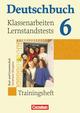 Deutschbuch - Sprach- und Lesebuch - Trainingshefte - zu allen Grundausgaben