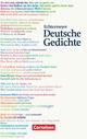 Echtermeyer Deutsche Gedichte