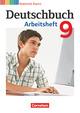 Deutschbuch - Sprach- und Lesebuch - Realschule Bayern 2011