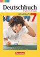 Deutschbuch - Zu allen erweiterten Ausgaben