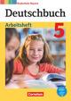 Deutschbuch - Sprach- und Lesebuch - Realschule Bayern 2017
