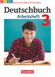Deutschbuch - Gymnasium Baden-Württemberg, Bildungsplan 2016