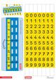 Einstern - Mathematik für Kinder - Kartonbeilagen zu Ausgabe 2004