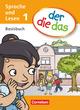 der-die-das, Erstlesen, Deutsch-Lehrwerk für Grundschulkinder mit erhöhtem Sprachförderbedarf, Gs