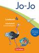 Jo-Jo Lesebuch - Allgemeine Ausgabe 2011