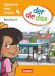 der-die-das, Sprache und Lesen, Deutsch-Lehrwerk für Grundschulkinder mit erhöhtem Sprachförderbedarf, Gs