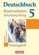 Deutschbuch, Sprach- und Lesebuch, BW, Rs