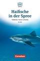 Die DaF-Bibliothek / A1/A2 - Haifische in der Spree