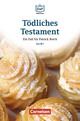 Die DaF-Bibliothek / A2/B1 - Tödliches Testament