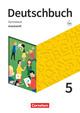 Deutschbuch Gymnasium - Zu den Ausgaben Allg. Ausg., Neue Ausgabe
