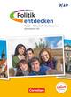 Politik entdecken - Gymnasium Niedersachsen, neue Ausgabe