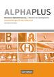Alpha plus - Basiskurs Alphabetisierung