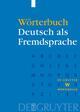 Wörterbuch Deutsch als Fremdsprache