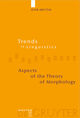 Aspects of the Theory of Morphology
