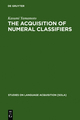 The Acquisition of Japanese Numeral Classifiers