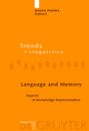 Language and Memory