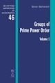 Yakov Berkovich; Zvonimir Janko: Groups of Prime Power Order / Yakov Berkovich; Zvonimir Janko: Groups of Prime Power Order. Volume 1