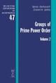 Yakov Berkovich; Zvonimir Janko: Groups of Prime Power Order / Yakov Berkovich; Zvonimir Janko: Groups of Prime Power Order. Volume 2