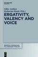 Ergativity, Valency and Voice